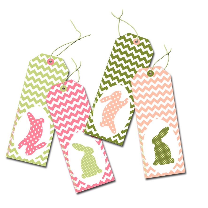 Petites tiquettes de p ques dans mon bocal - Image pour paques gratuites ...