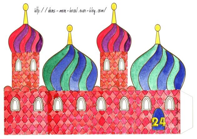 gratuit calendrier de l'avent russe c24
