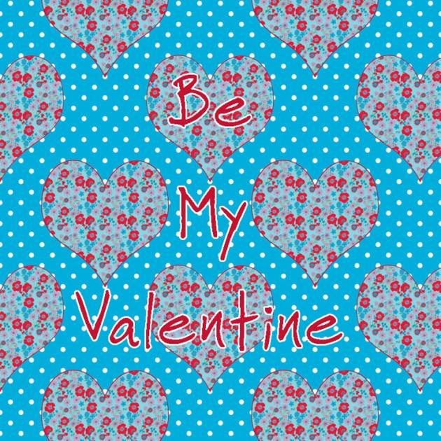 gratuit carte st valentin bleu