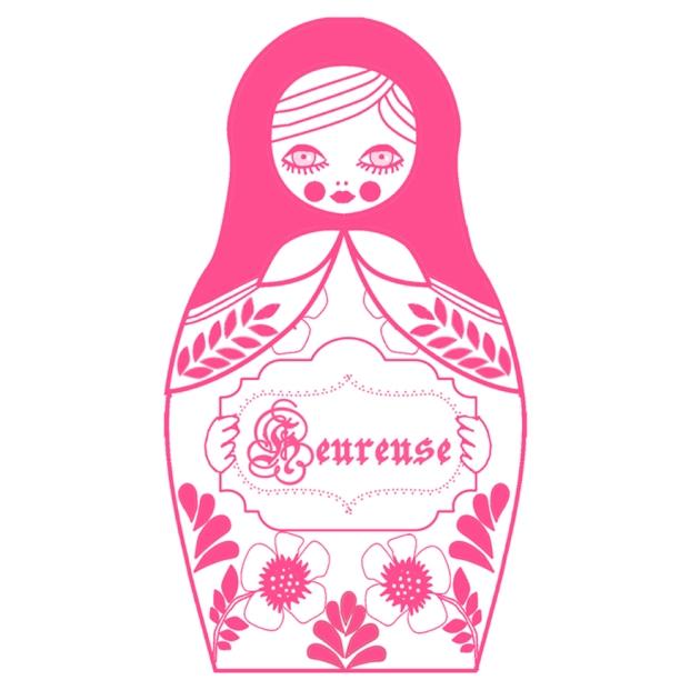 gratuit carte voeux poupée russe matriochka 5