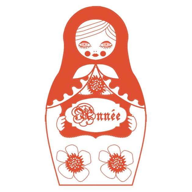 gratuit carte voeux poupée russe matriochka 7