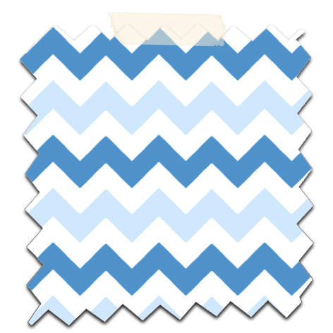 gratuit papier scrapbooking motif chevrons bleu Free printable patterned papers