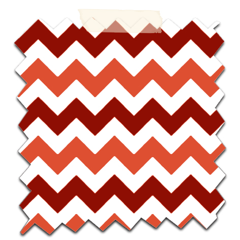 gratuit papier scrapbooking motif chevrons rouge Free printable patterned papers