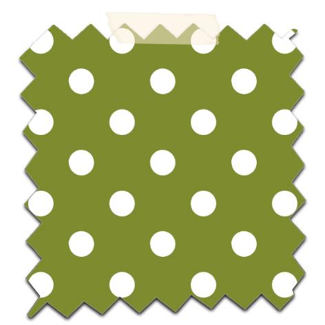 gratuit papier scrapbooking motif pois  blanc fond vert Free printable patterned papers