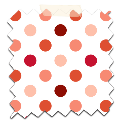 gratuit papier scrapbooking motif pois rouge fond blanc Free printable patterned papers