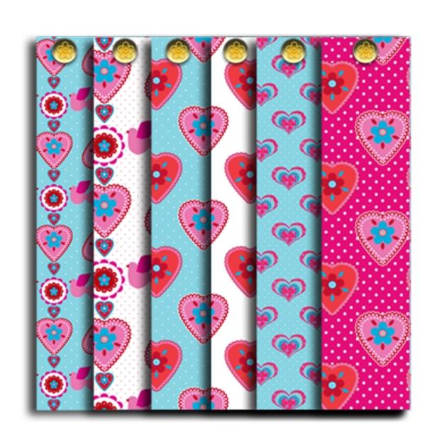 gratuit papier scrapbooking motifs coeur