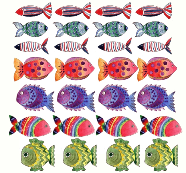 illustration poisson multico