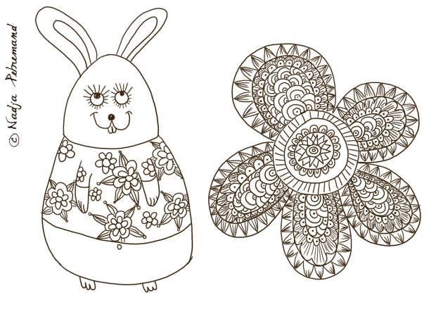 lapin de pâques blog
