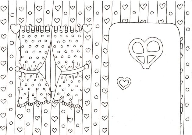maison de poupée intérieur blog
