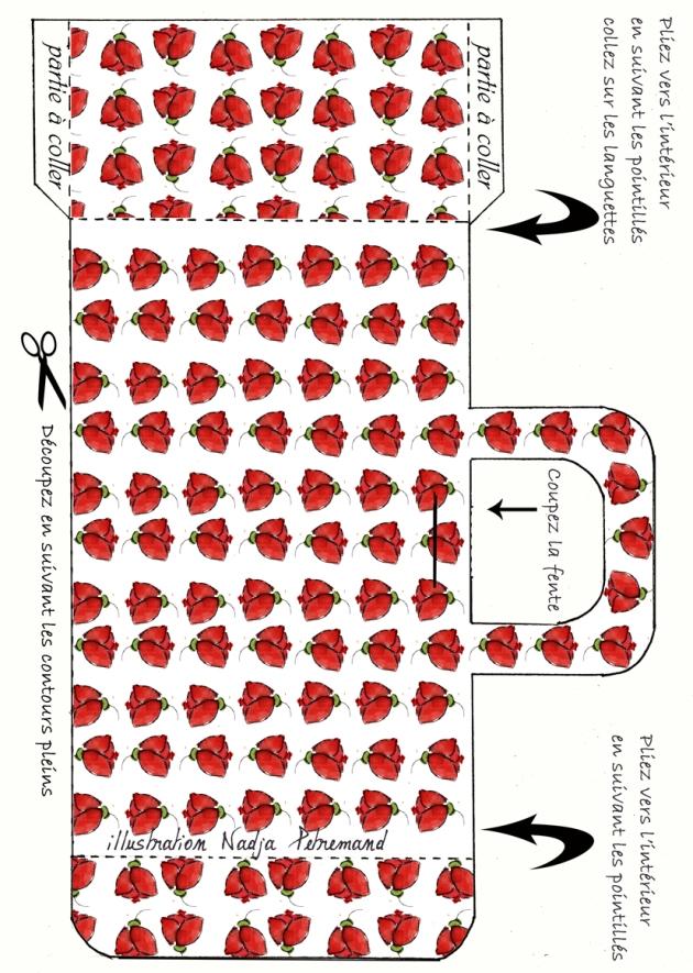 malette rose et simon p