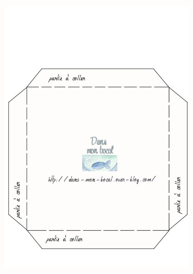 panier de paques planche 2