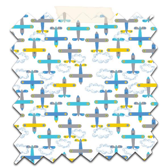 papier scrapbooking à imprimer gratuitement motif avion 9