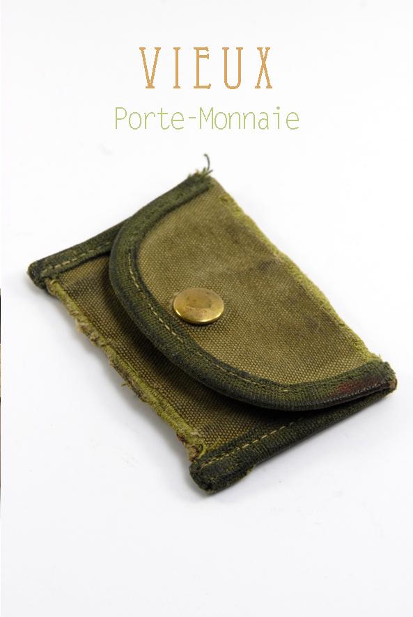 porte-monnaie militaire 1