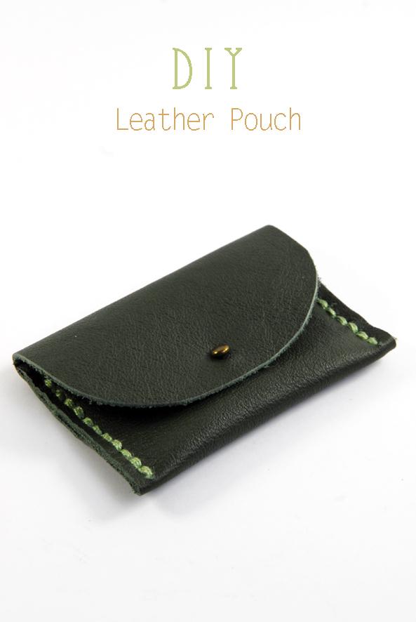 100% qualité garantie meilleures baskets nouvelle collection Tuto comment faire un petit porte-monnaie en cuir facilement ...