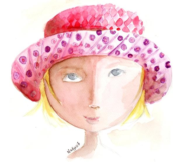 portrait berta