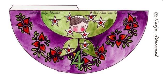 poupée russe couleur p 4