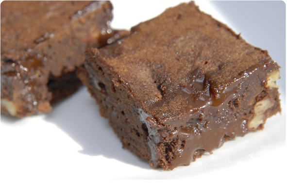 recette brownie carambar 1