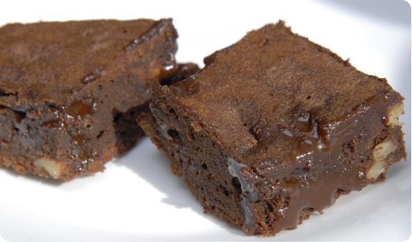 recette brownie carambar 3