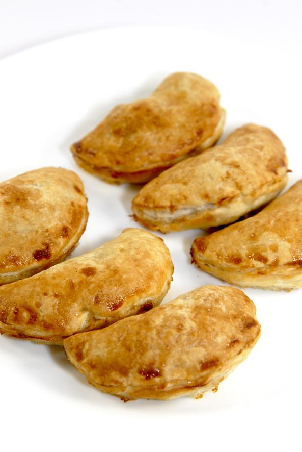 recette mini chausson aux pommes canelle 3