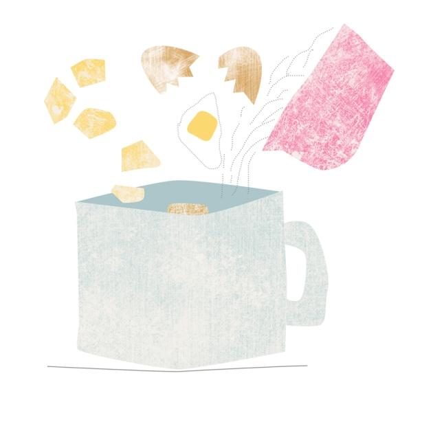 recette mont blanc illustrée 1