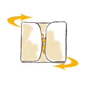recette pâte feuilleté tuto 3