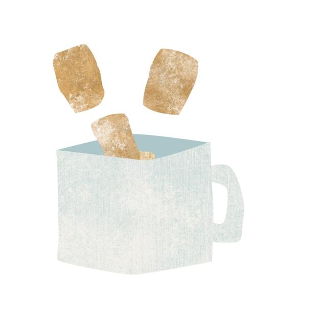 recette tarte fromage blanc caramel illustrée 1