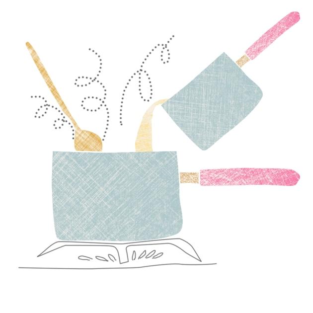 recette tarte fromage blanc caramel illustrée 8