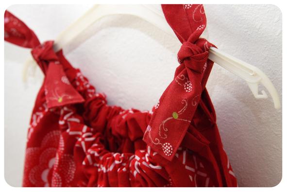 robe fillet foulard 1