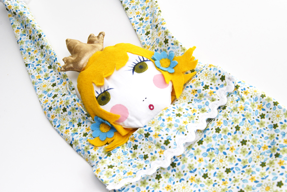 sac poupée princesse 2
