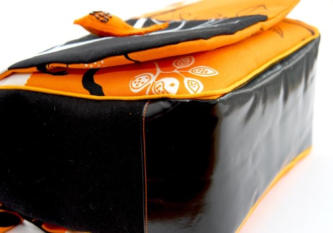 sac tissu oiseau IKEA detail