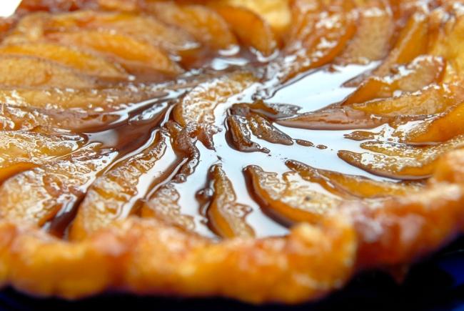 tarte tatin aux poires 1