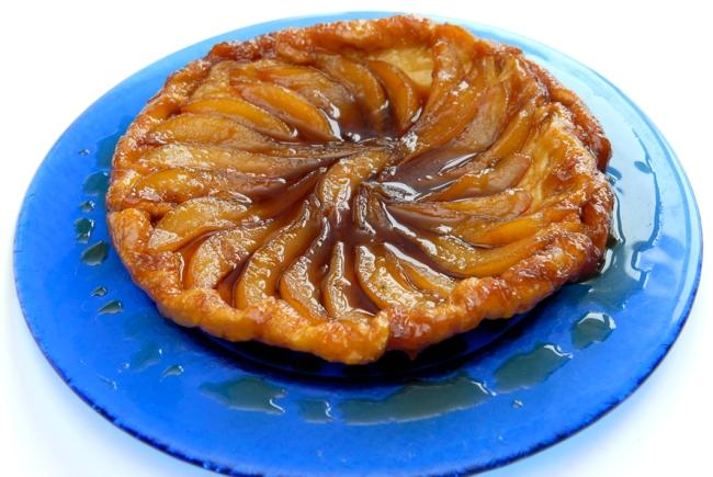 tarte tatin aux poires 2