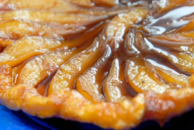 tarte tatin aux poires 3