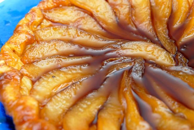 tarte tatin aux poires 4