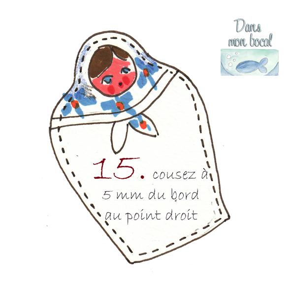 tuto gant poupée russe 15