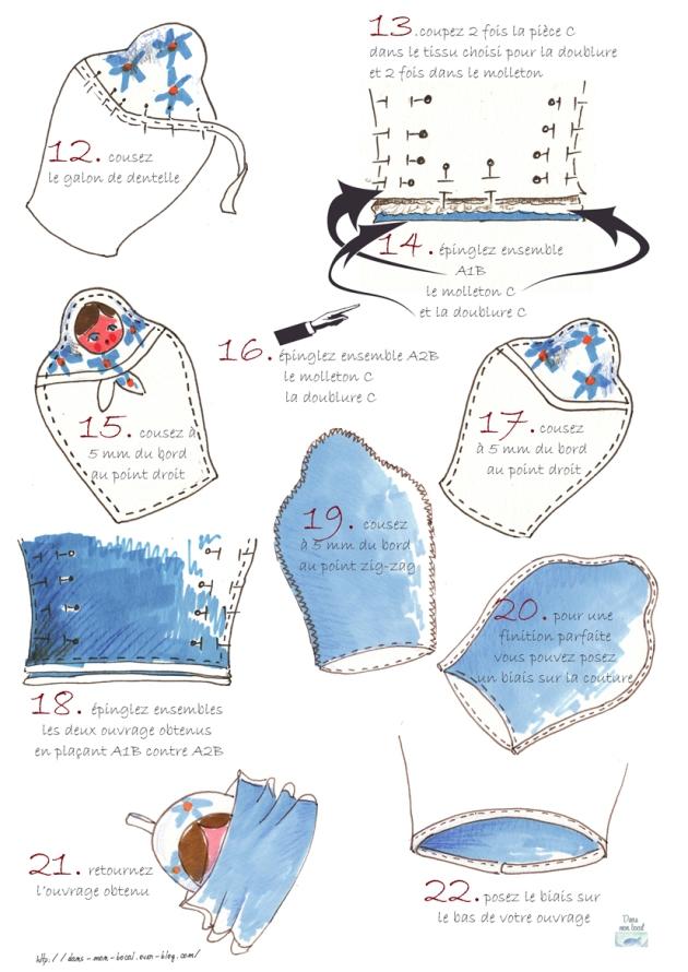 tuto gant poupée russe page 2 100