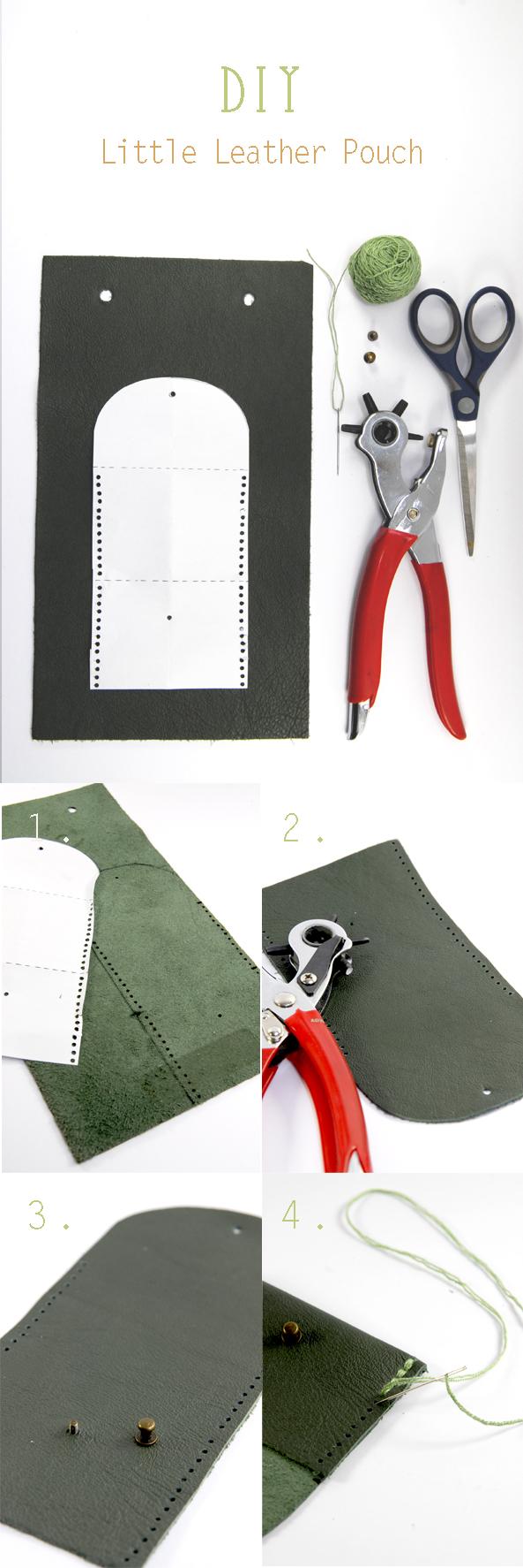 tuto comment faire un petit porte monnaie en cuir facilement dans mon bocal. Black Bedroom Furniture Sets. Home Design Ideas