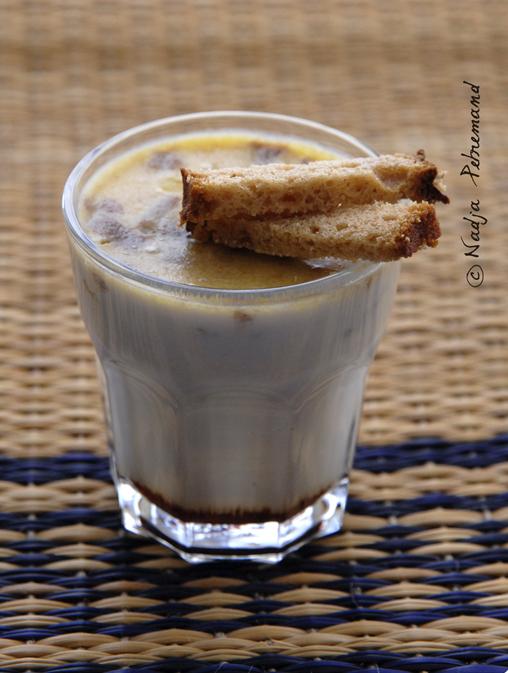 yaourt maison caramel beurre salé