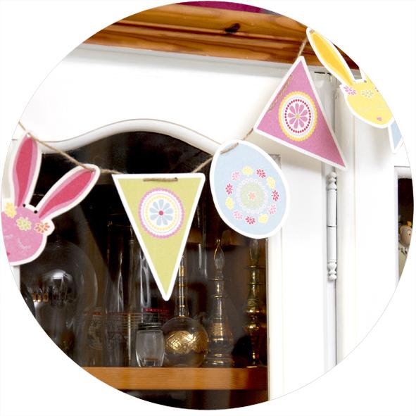 décoration de pâques 1