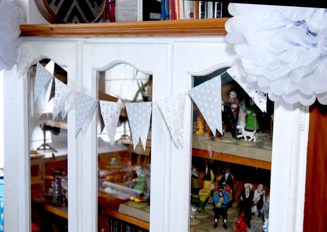 DIY guilande de fanion en papier 2