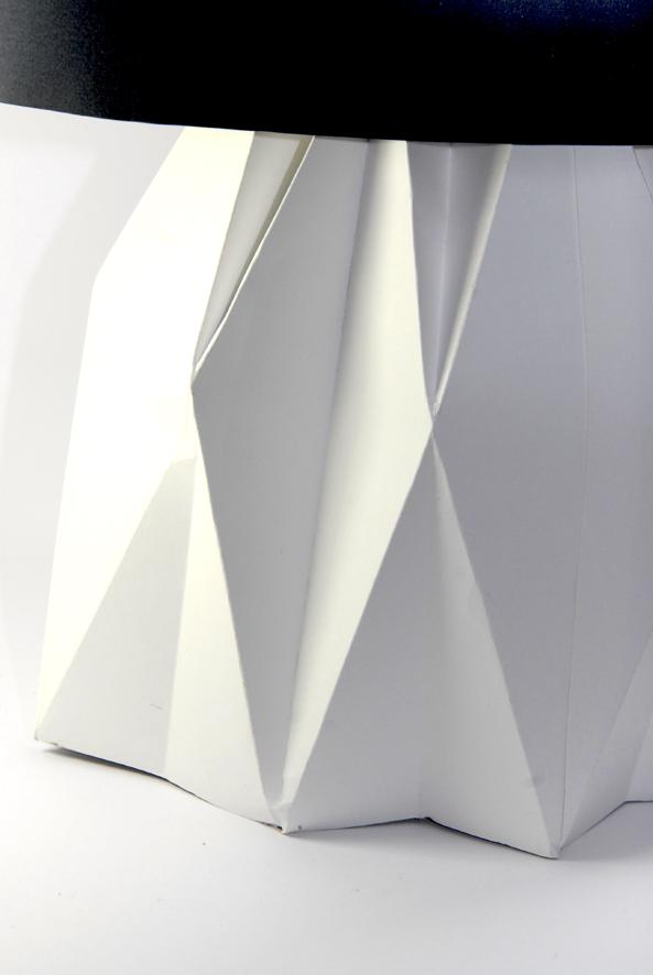 DIY paper lamp 2