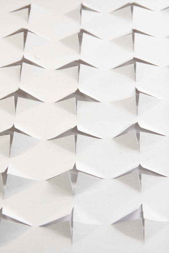 DIY paper lamp 5