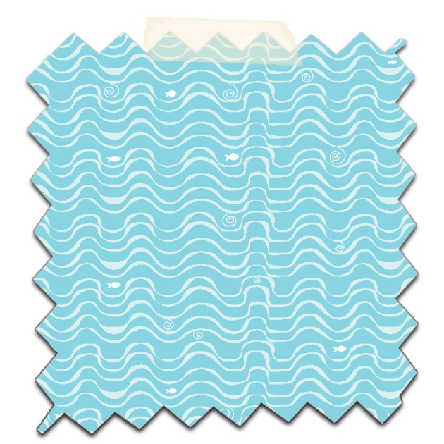 free printable wrap paper collection fish 1