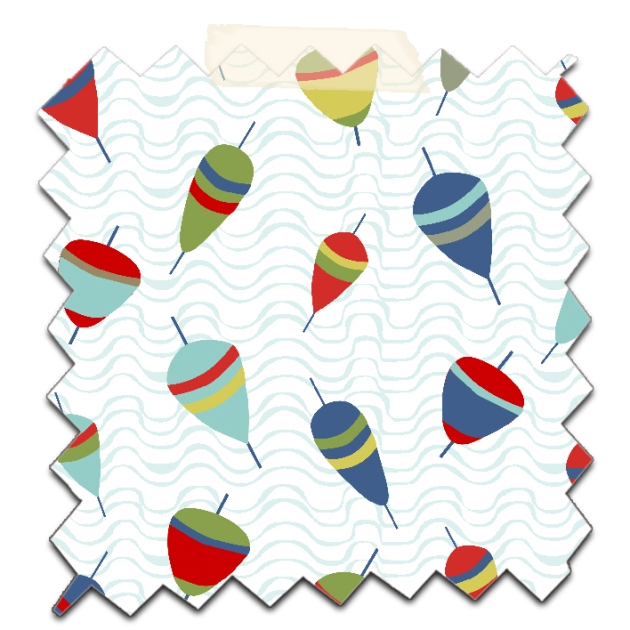 free printable wrap paper collection fish 2