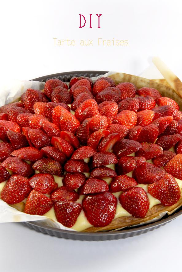 recette tarte au fraise 5