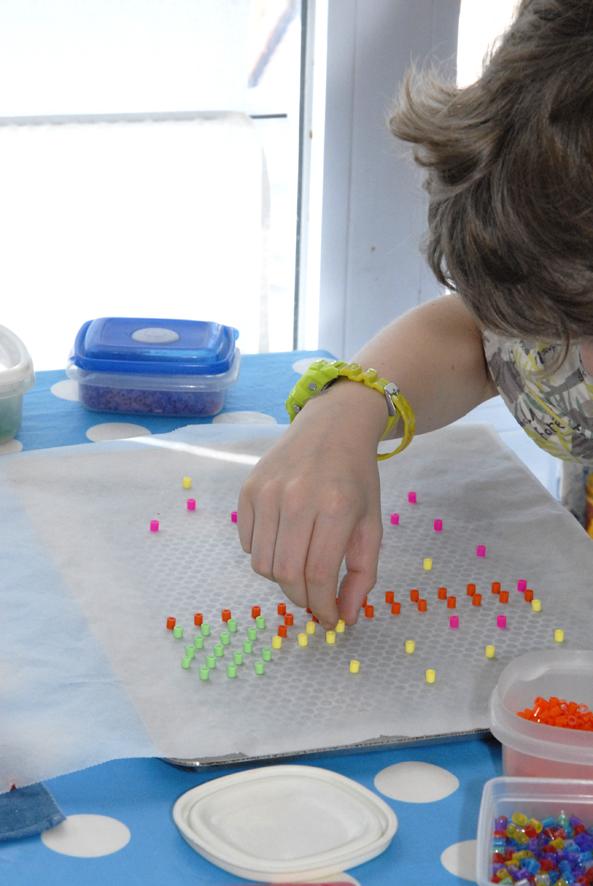 DIY bracelet en perle à souder 3