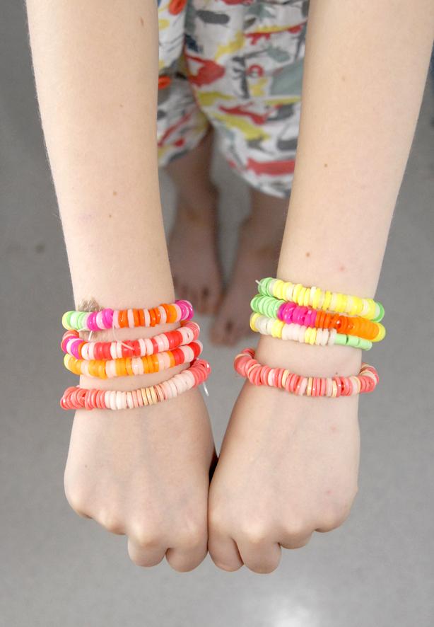 DIY bracelet en perle à souder 4