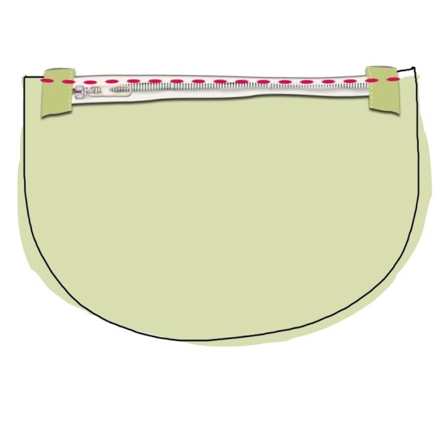 tuto trousse pastèque 7