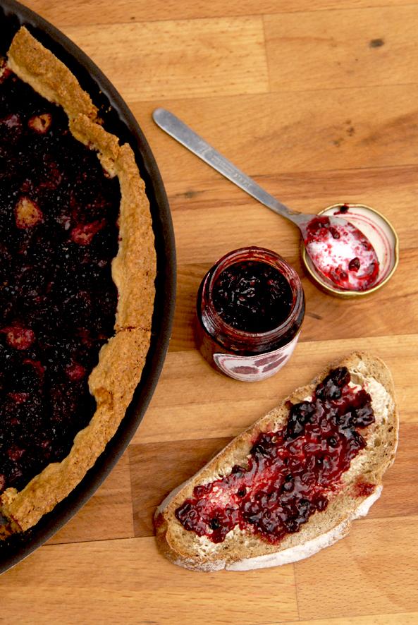 free printable label jam blackberry 2