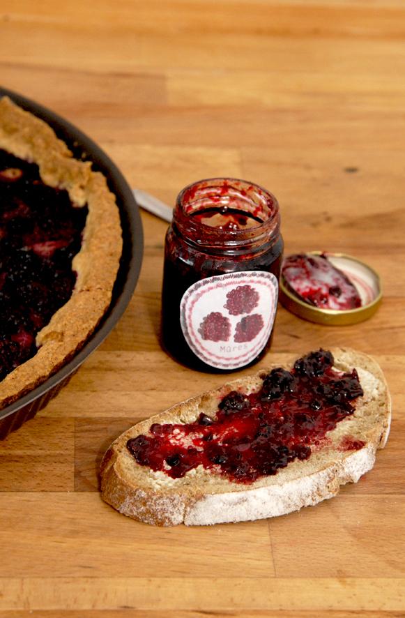 free printable label jam blackberry 3